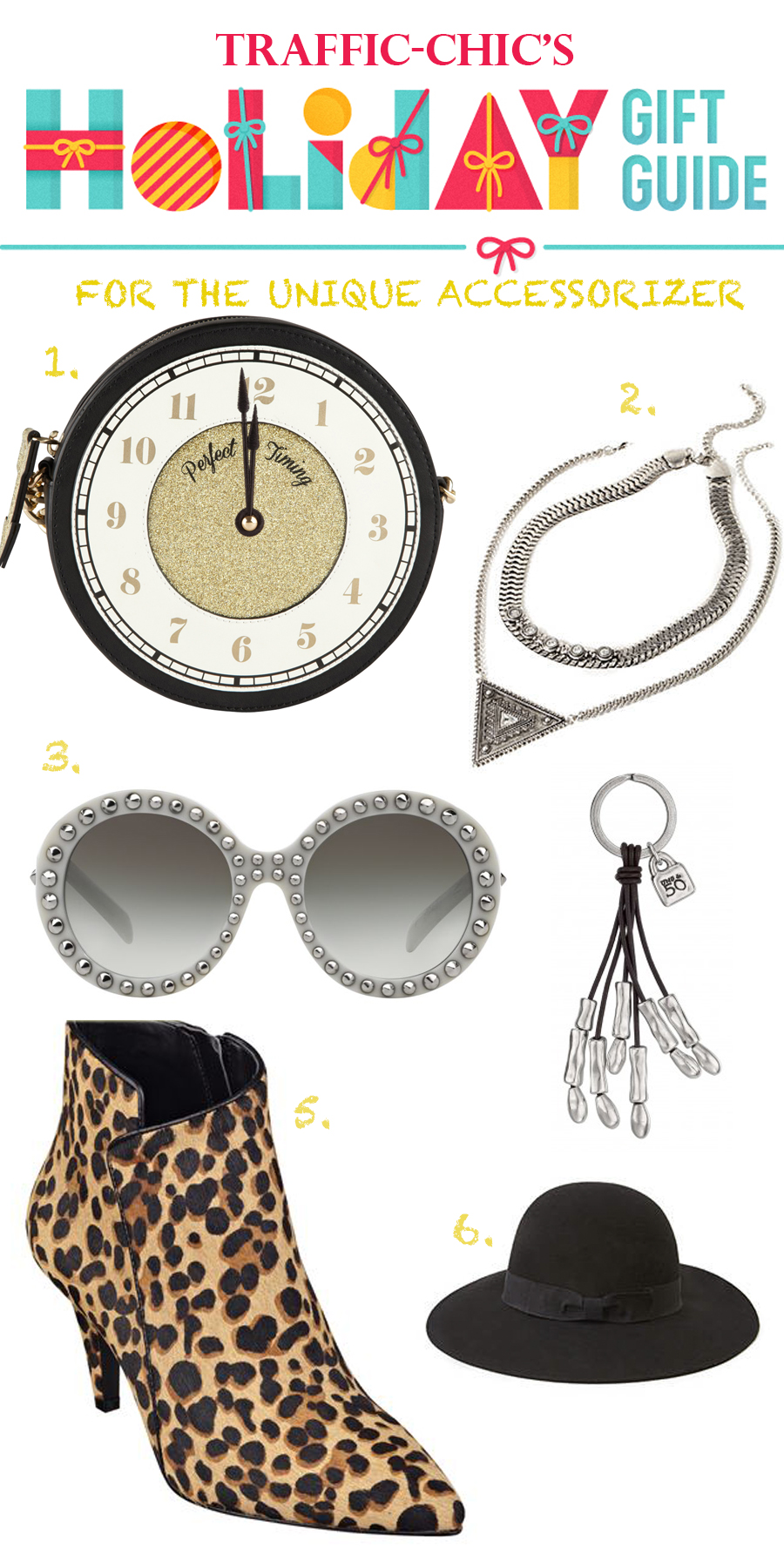 GIFT GUIDE ACCESSORIESpsd