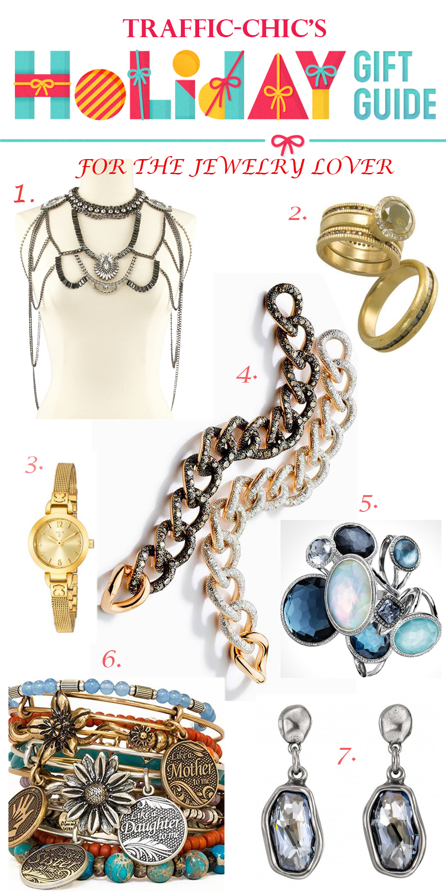 GIFT GUIDE JEWELRY